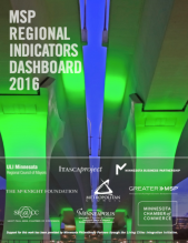 MSP Regional Indicators Dashboard 2016